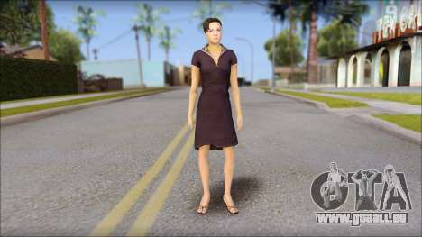 Young Woman pour GTA San Andreas