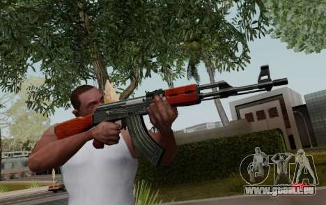 Type 56 für GTA San Andreas zweiten Screenshot