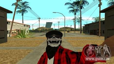 Selfie Mod pour GTA San Andreas