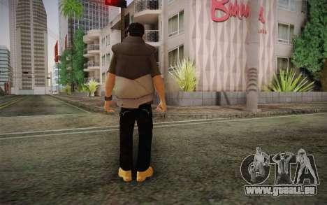Civil v1 pour GTA San Andreas deuxième écran