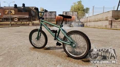 GTA V BMX für GTA 4 linke Ansicht