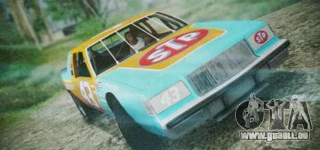 Buick Regal Hotring 1983 (IVF) für GTA San Andreas Seitenansicht