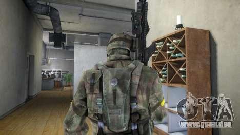 Assault pour GTA 4 secondes d'écran