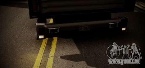 Yankee Final Fanatsy XIII für GTA San Andreas rechten Ansicht