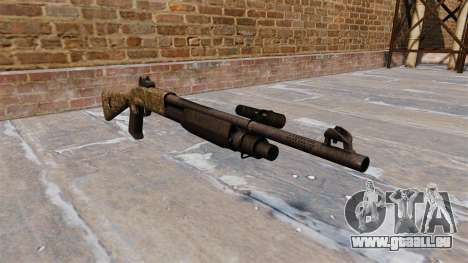 Ружье Benelli M3 Super 90 devgru pour GTA 4