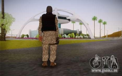 Fuerzas Especiales für GTA San Andreas zweiten Screenshot
