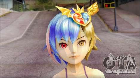 Mira Final Fantasy für GTA San Andreas dritten Screenshot