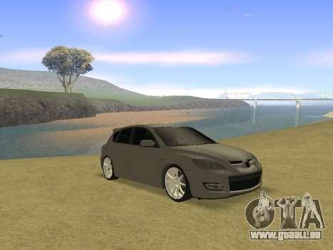 Mazda 3 v2 pour GTA San Andreas