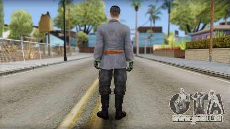Peasant pour GTA San Andreas deuxième écran
