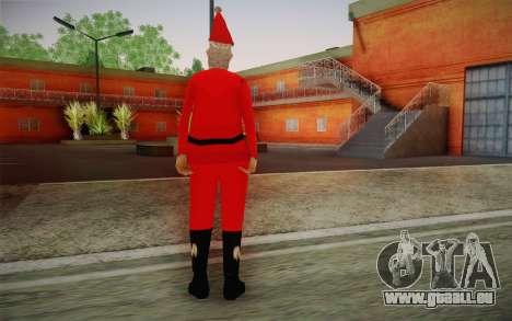 Santa Claus pour GTA San Andreas deuxième écran