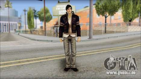 Unhooded Alex from Prototype pour GTA San Andreas