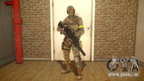 Assault pour GTA 4