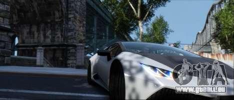 V.I.P ENB pour GTA 4 cinquième écran