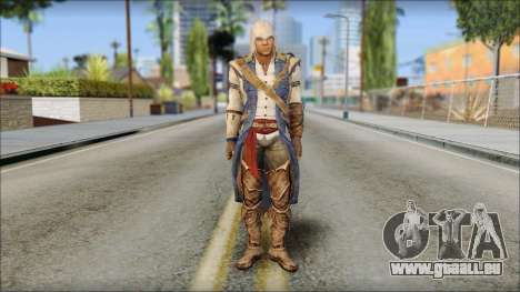 Connor Kenway Assassin Creed III v1 pour GTA San Andreas