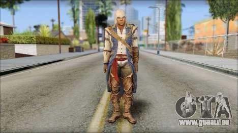 Connor Kenway Assassin Creed III v1 für GTA San Andreas