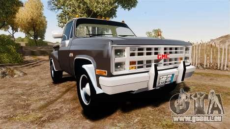 GMC 454 Pick-Up für GTA 4