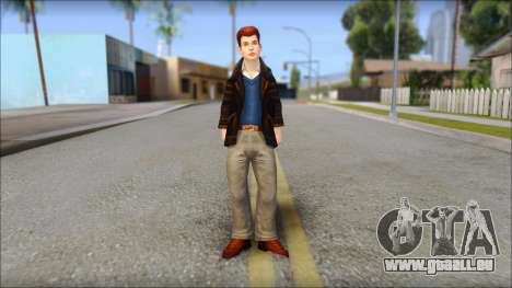 Vance from Bully Scholarship Edition pour GTA San Andreas