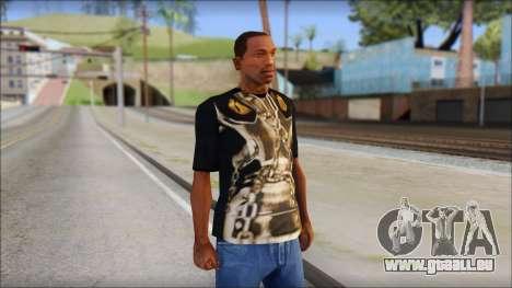 Randy Orton T-Shirt für GTA San Andreas