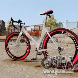 GTA V Endurex Race Bike für GTA 4 linke Ansicht