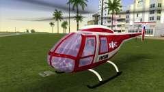 Mi-34 für GTA Vice City