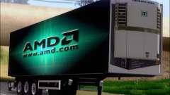 Remorque AMD Phenom X4