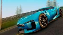 Citroen GT Blue Star