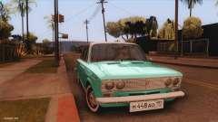 VAZ 2103 la Havane
