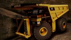 Caterpillar 797 für GTA San Andreas