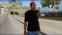 Black Izod Lacoste T-Shirt