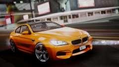 BMW M6 F13 2013 für GTA San Andreas