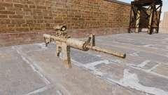 Automatique carabine ME Figure Camo beige