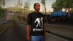 Zombie Polo Shirt für GTA San Andreas