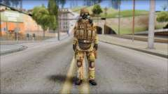 Desert GIGN from Soldier Front 2