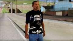 A7X Deathbats Fan T-Shirt Black
