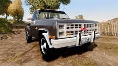 GMC 454 Pick-Up