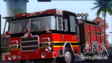 Pierce Arrow XT 2009 BCFD pour GTA San Andreas
