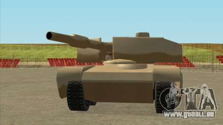Dozuda.s Primary Tank (Rhino Export tp.) für GTA San Andreas