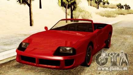 Jester Cabrio für GTA San Andreas