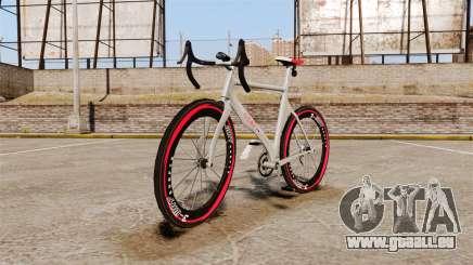 GTA V Endurex Race Bike für GTA 4