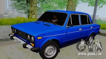 VAZ 21061 pour GTA San Andreas