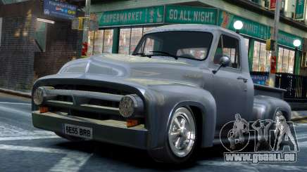 Ford FR100 Stance pour GTA 4