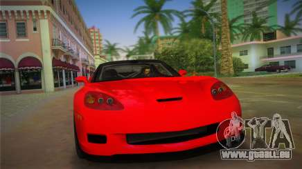 Chevrolet Corvette 2010 für GTA Vice City