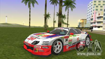 Toyota Supra RZ JZA80 Super GT Type 6 für GTA Vice City