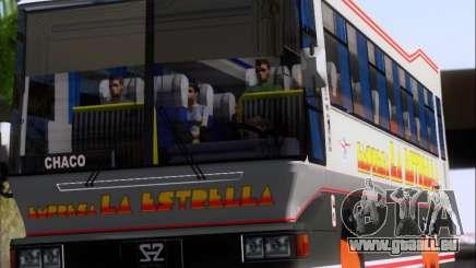 San Antonio Augusto - Empresa La Estrella für GTA San Andreas