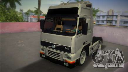 Volvo FH12 Custom pour GTA Vice City