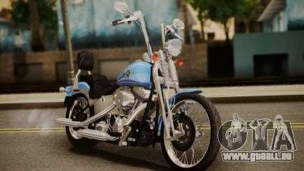 Harley-Davidson FXSTS Springer Softail für GTA San Andreas