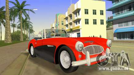 Austin-Healey 3000 Mk III pour GTA Vice City