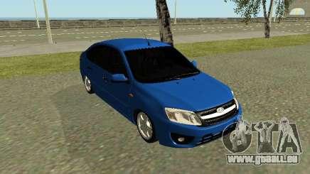 Lada Granta Liftback pour GTA San Andreas
