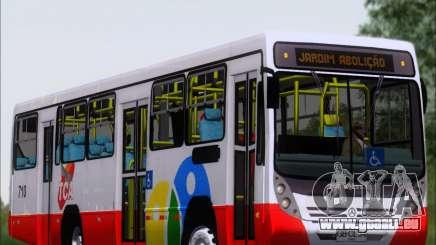 Neobus Mega IV - TCA (Araras) für GTA San Andreas