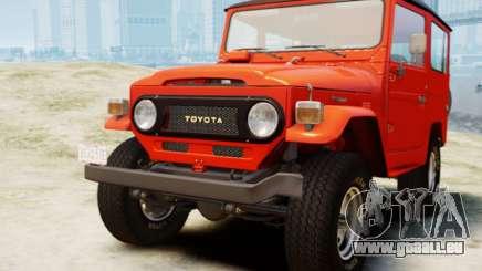 Toyota FJ40 Land Cruiser 1978 Beta pour GTA 4